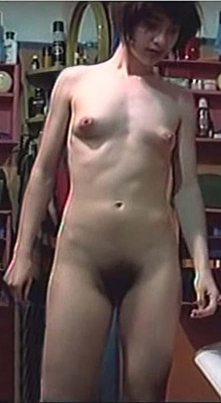 Anja Franke nackt in der Badewanne